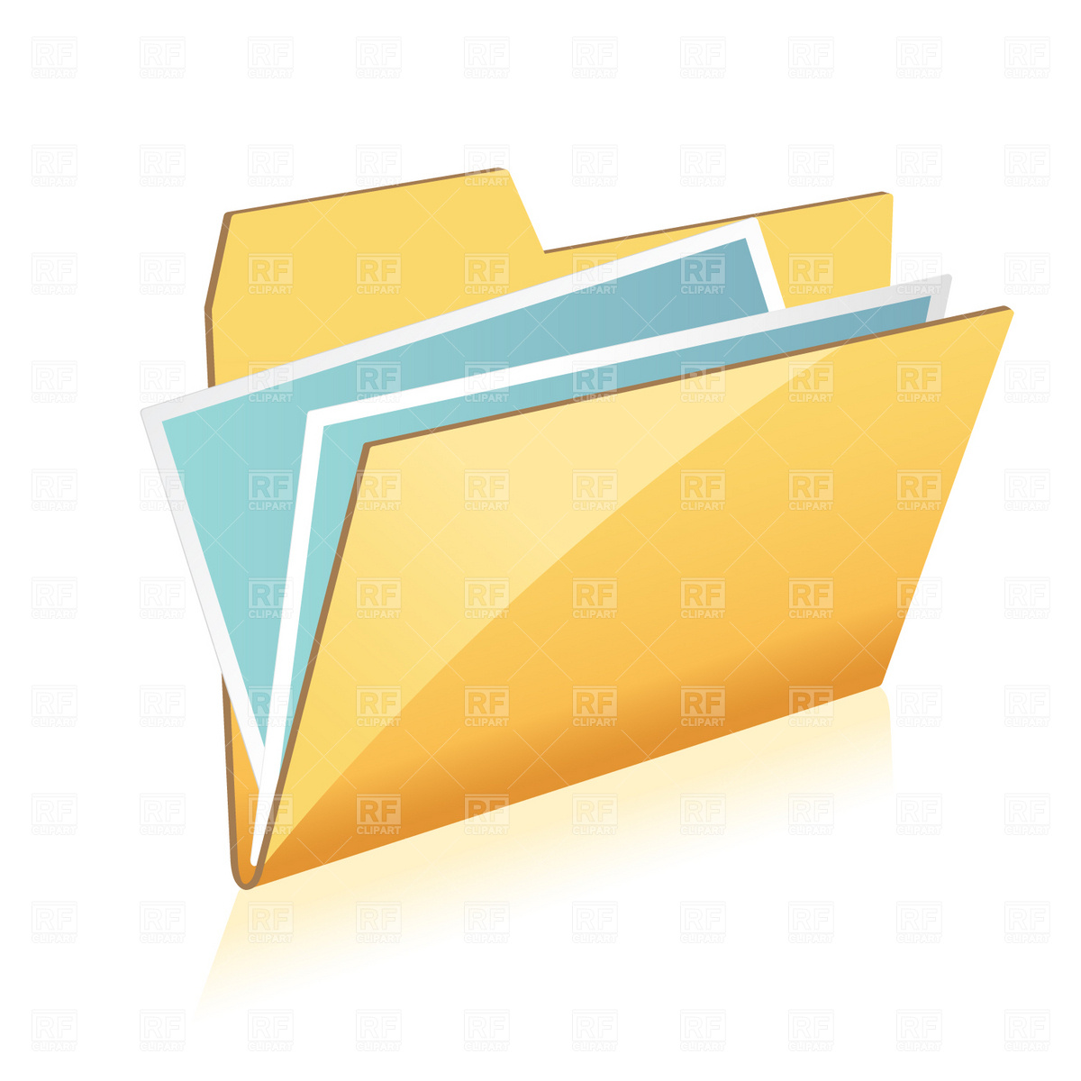 10 Vector Folder Icon Outline Images