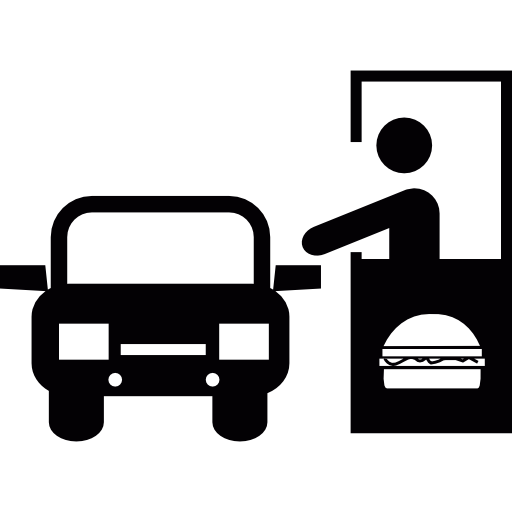 Food Drive Icon