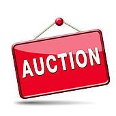 Free Auction Clip Art