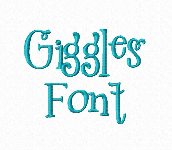 16 Machine Embroidery Fonts Images