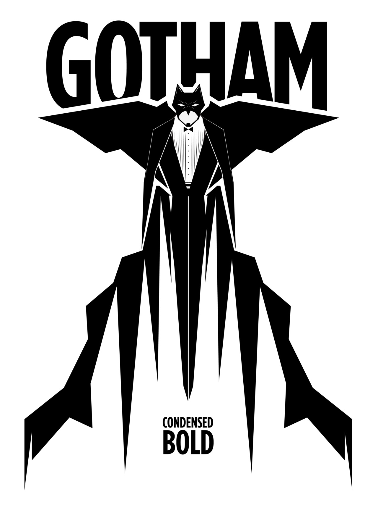 gotham font family free download