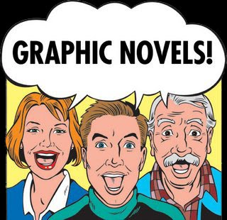 15 Graphic Novel Clip Art Images