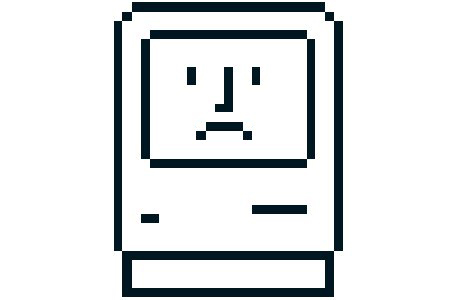 6 Sad Mac Icon Images