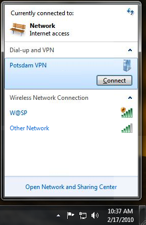 How to Connect VPN Network in Windows 7
