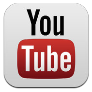 iPad YouTube App Icon