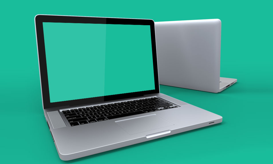 11 MacBook Pro Template PSD Images