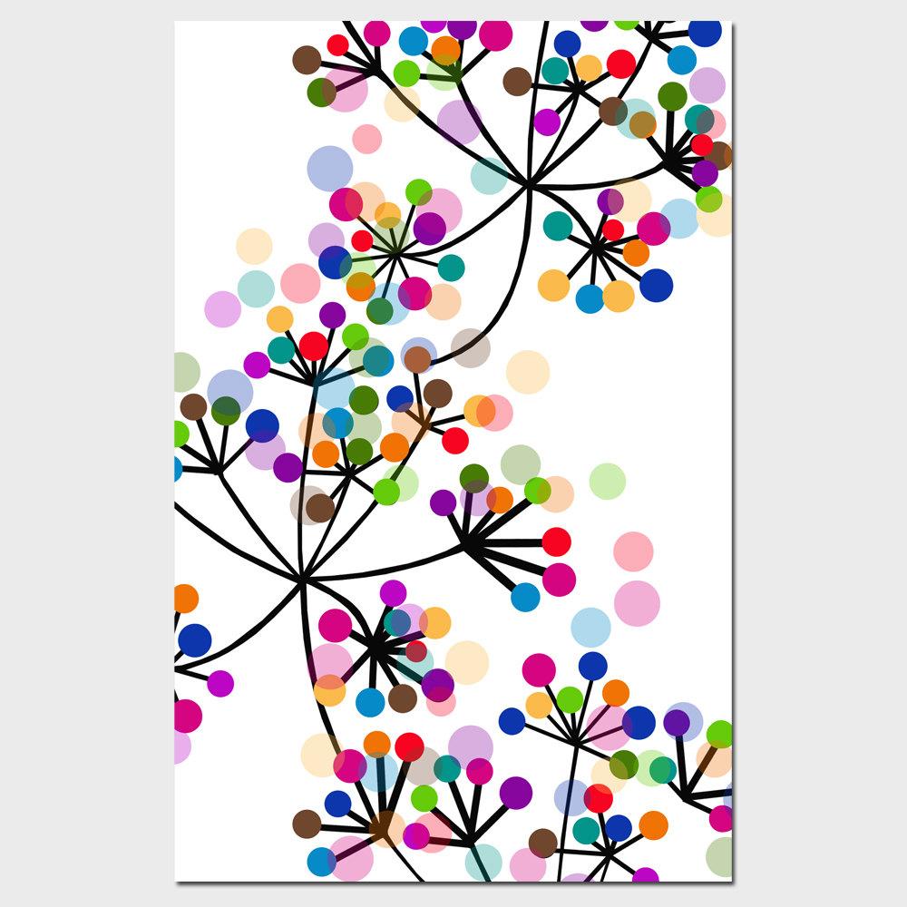 Image Gallery modern graphic flower designs
