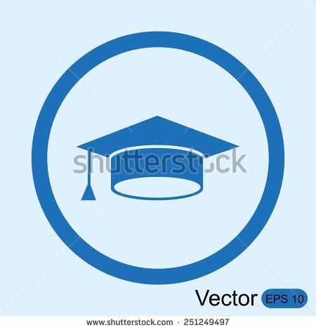 Mortar Board Vector Icon