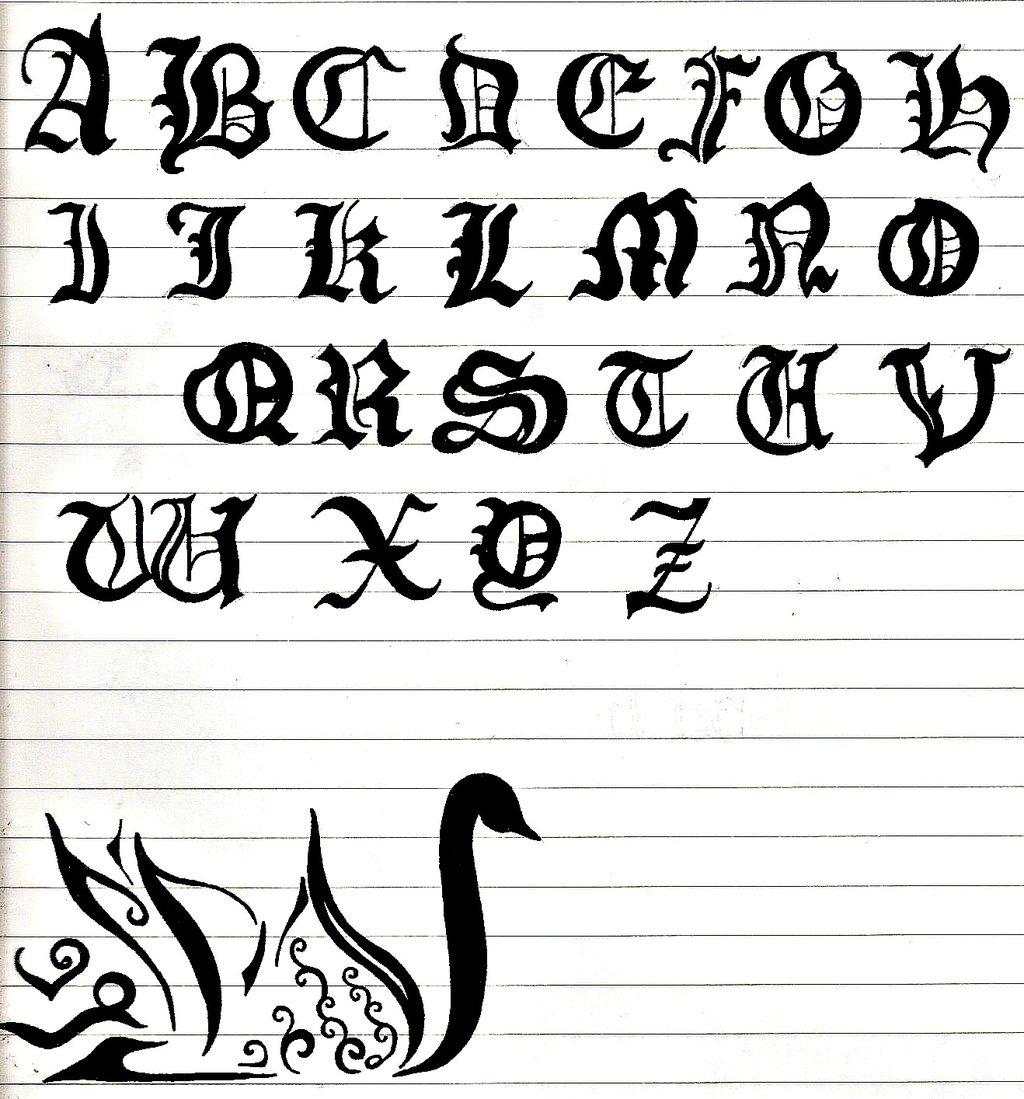 15 Old Number 7 Font Images