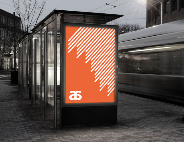 16 Bus Shelter Mockup PSD Images