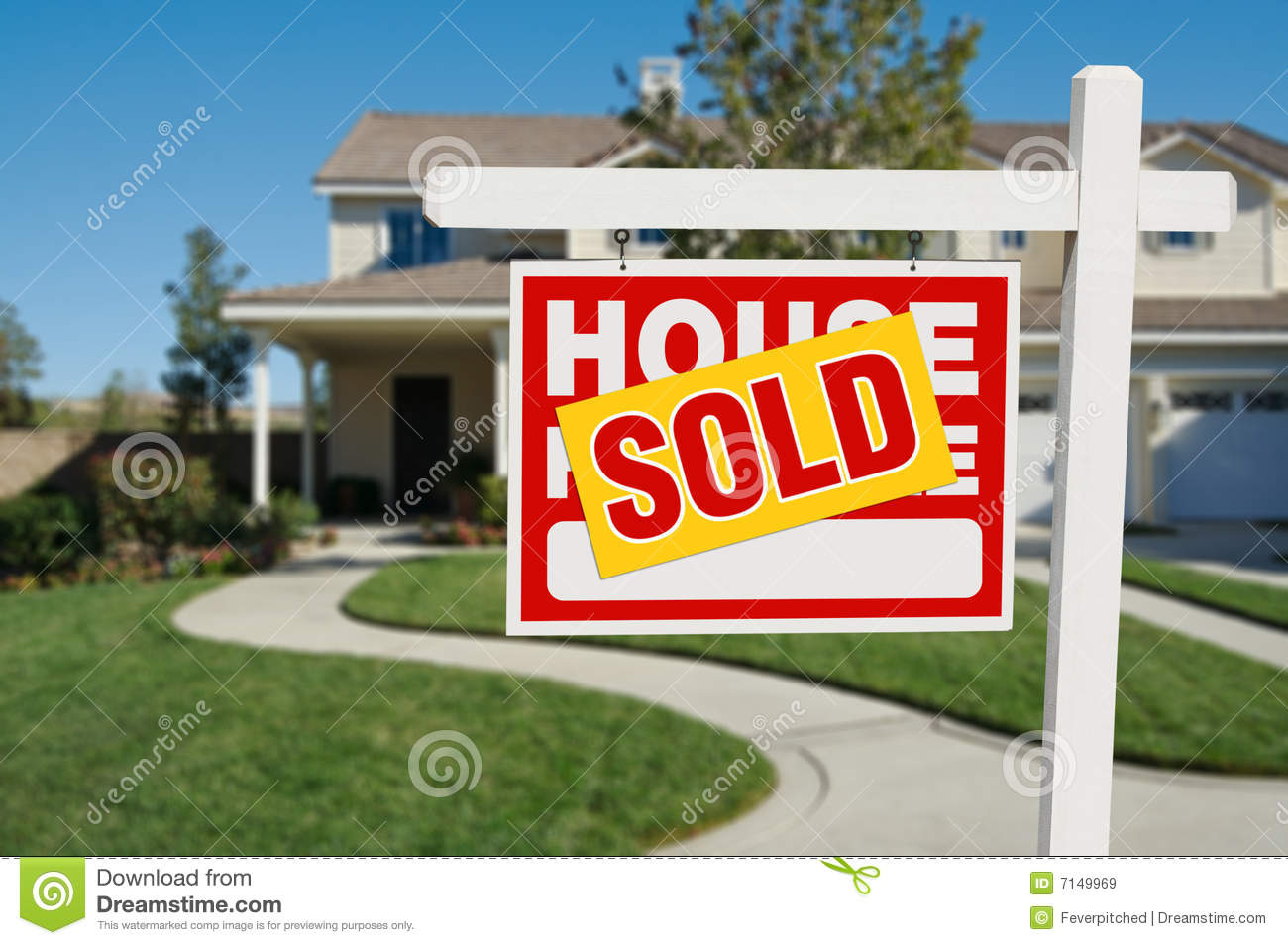 12 Free Stock Photos Of Homes With A Sold Sign Images