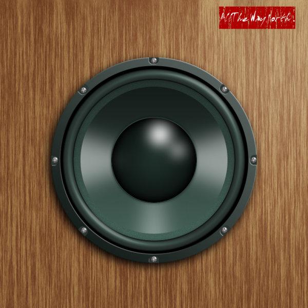 12 Speaker PSD File Images