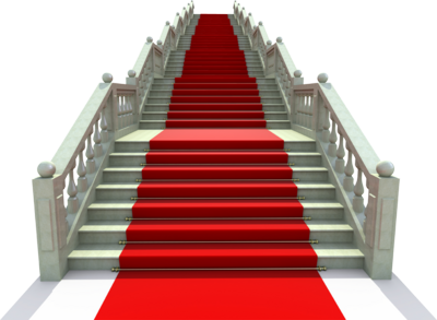 14 Stairs PSD PNG Images Red Carpet Stairs
