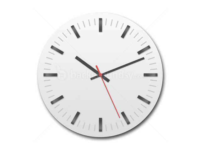 10 Clock PSD Vector Images