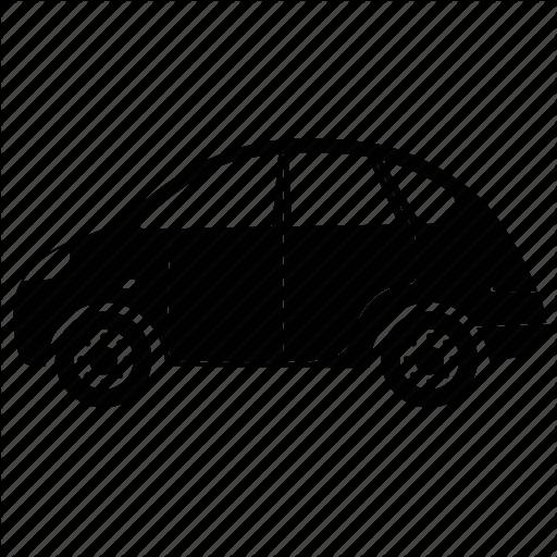 Small Car Icon