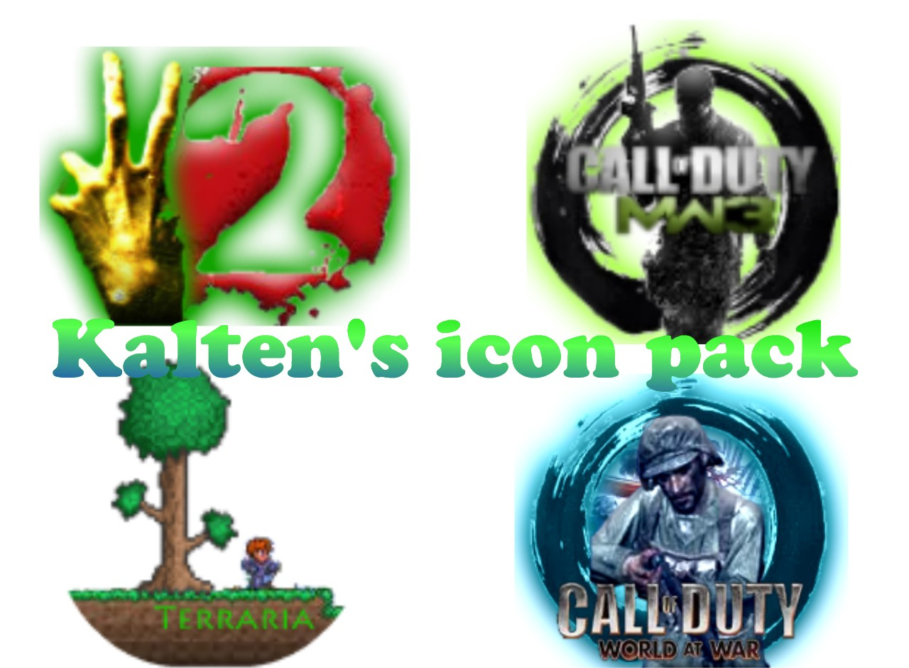 Steam Game Icons