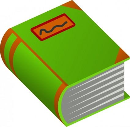Thick Book Clip Art