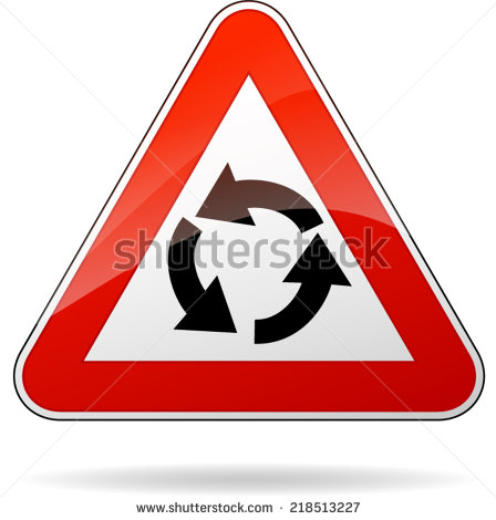 Triangle Traffic Signs