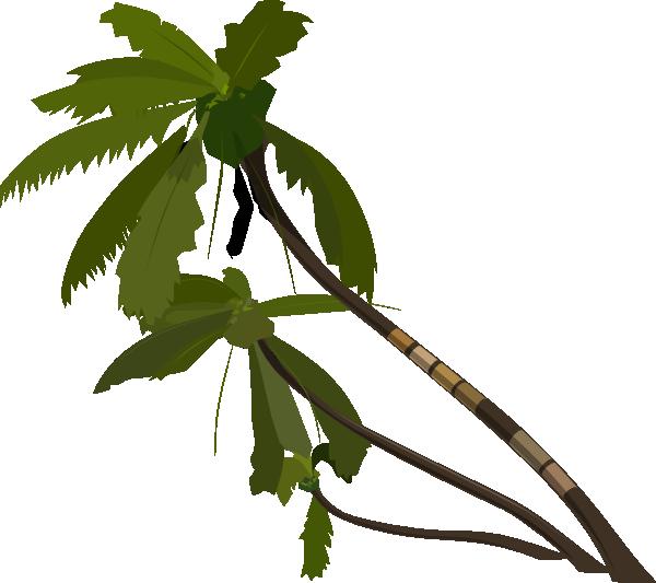 Vector Palm Tree Clip Art