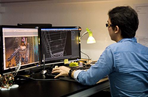 Video Game Designer Design