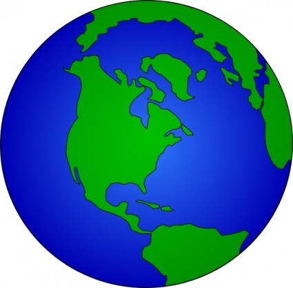 19 World Globe Graphics Free Images