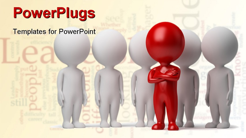3D PowerPoint People Icons