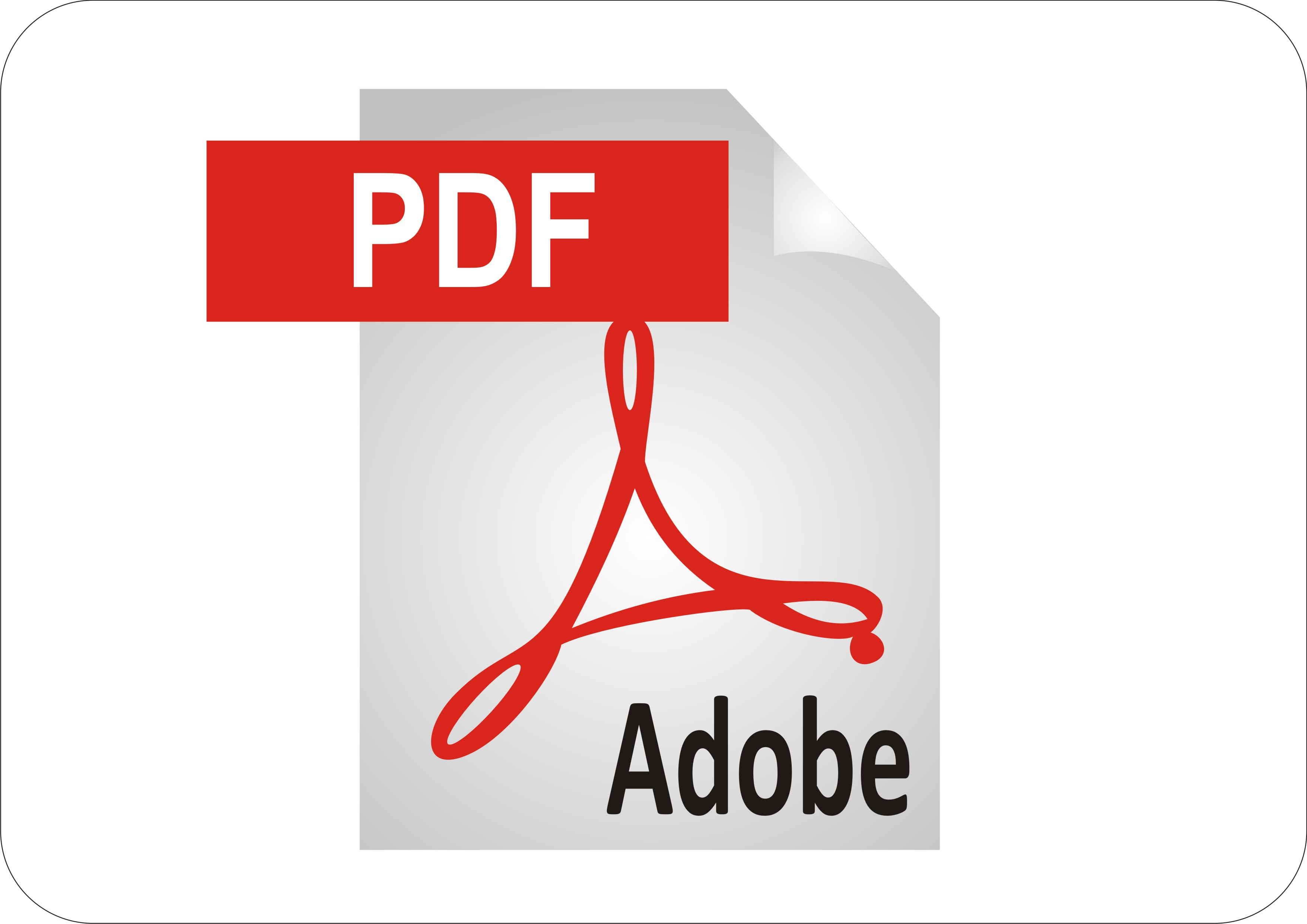 Convert text and images from over 100 formats to PDF files
