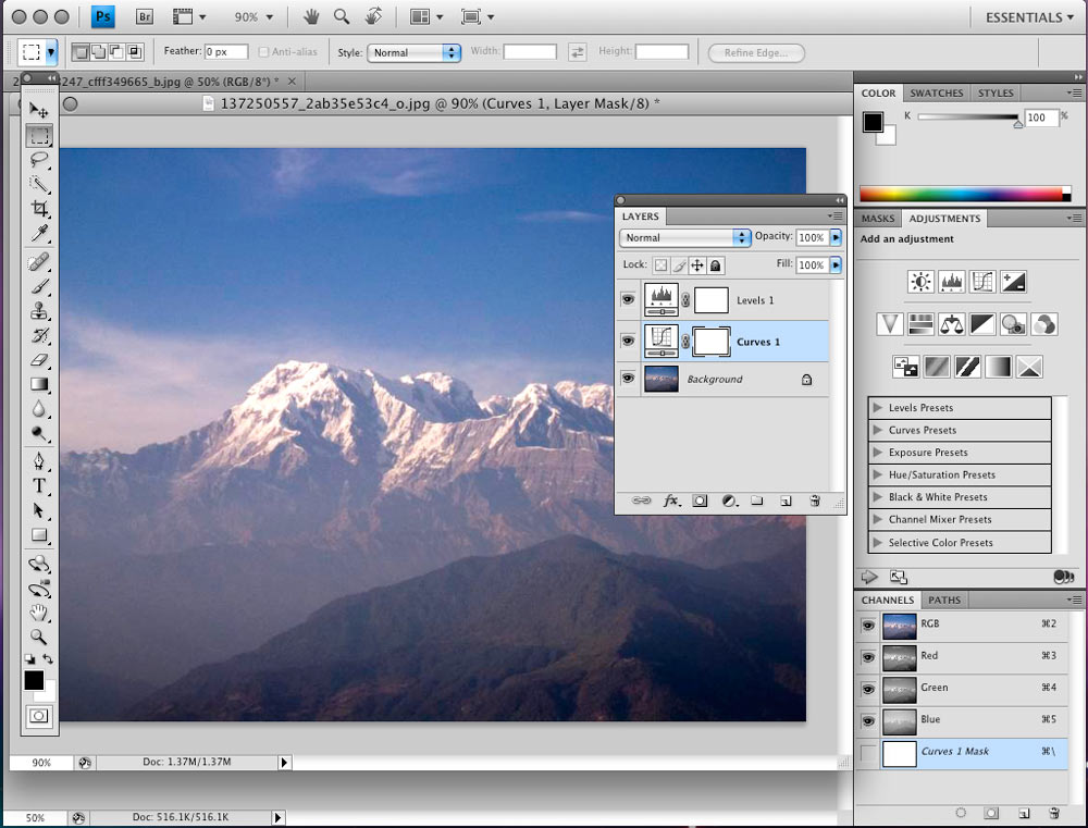 how to download photoshop cs4 for mac