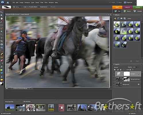 Download photoshop elements 14, 13, 12, 11, 10, 9, 8, and 7.