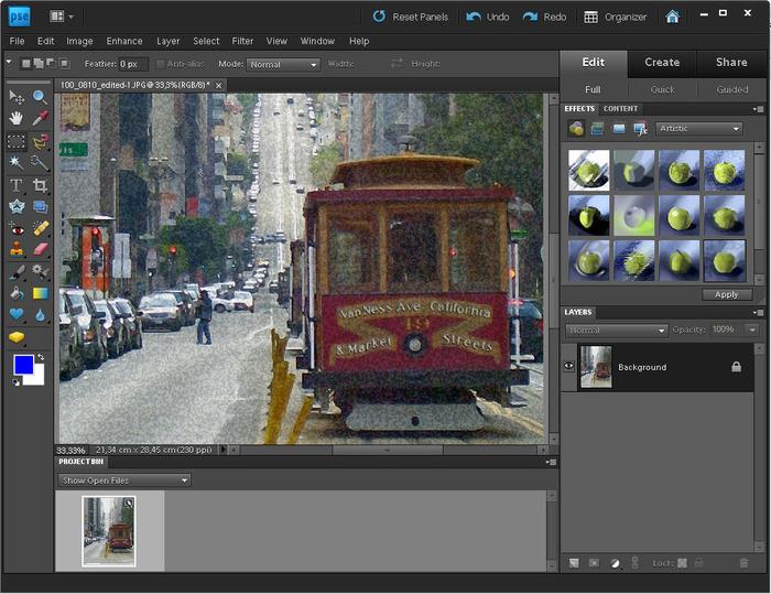 Adobe Photoshop Elements Торент