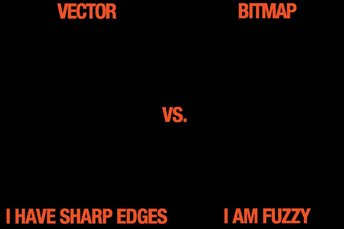 19 Vector Versus Bitmap Images