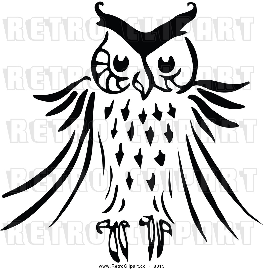 15 vector black and white owl images free owl clip art black and