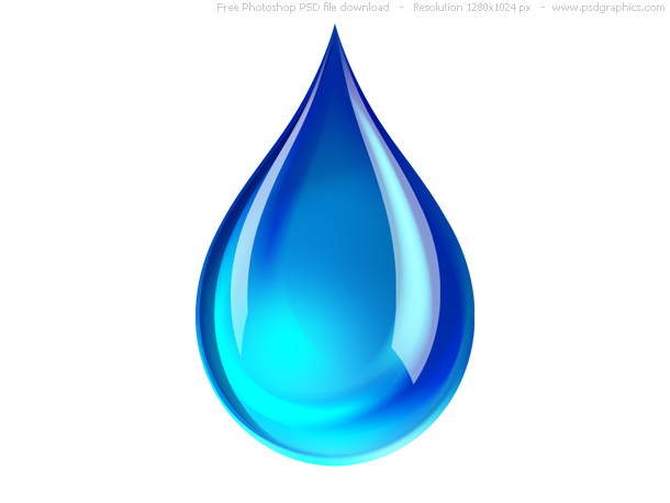 13 Water Drop World Icon Images