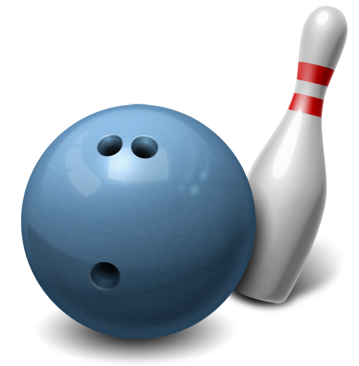 12 Guy Bowling Pins Icons Images