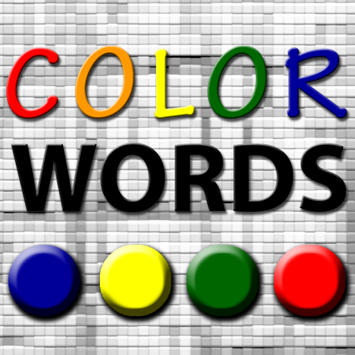 7 Color Word Icon Images