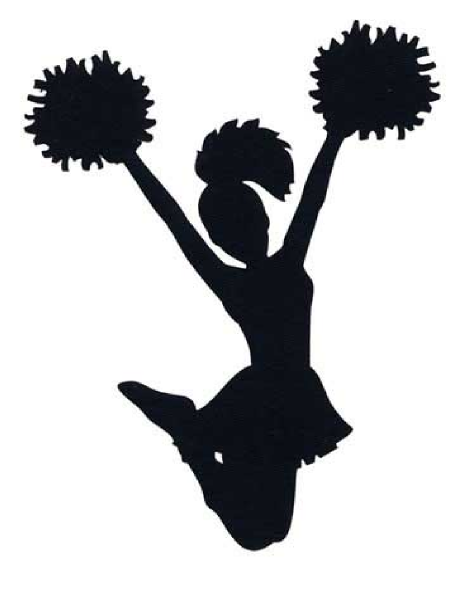 16 Cheerleader Vector Art Images