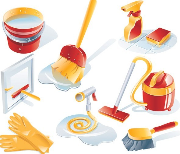 12 Cleaning Glove Icon Vector Images