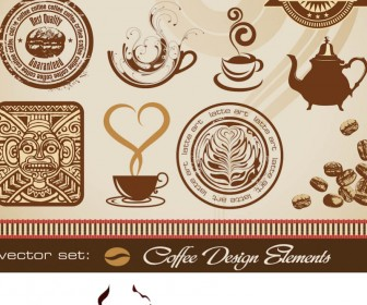 Coffee Labels Design