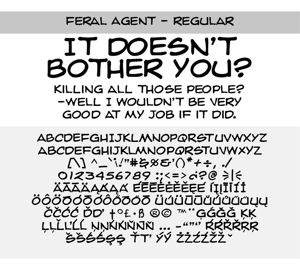 Comic Book Font