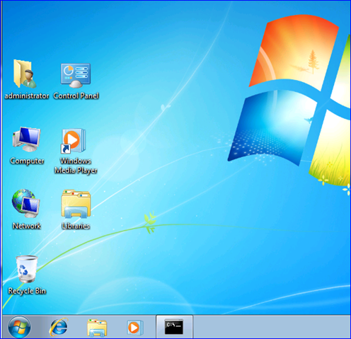 10 Windows 7 Desktop Shortcut Icons Images
