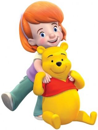 Disney Cartoon Characters Pooh