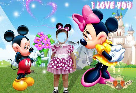 Disney Princess Photoshop Templates