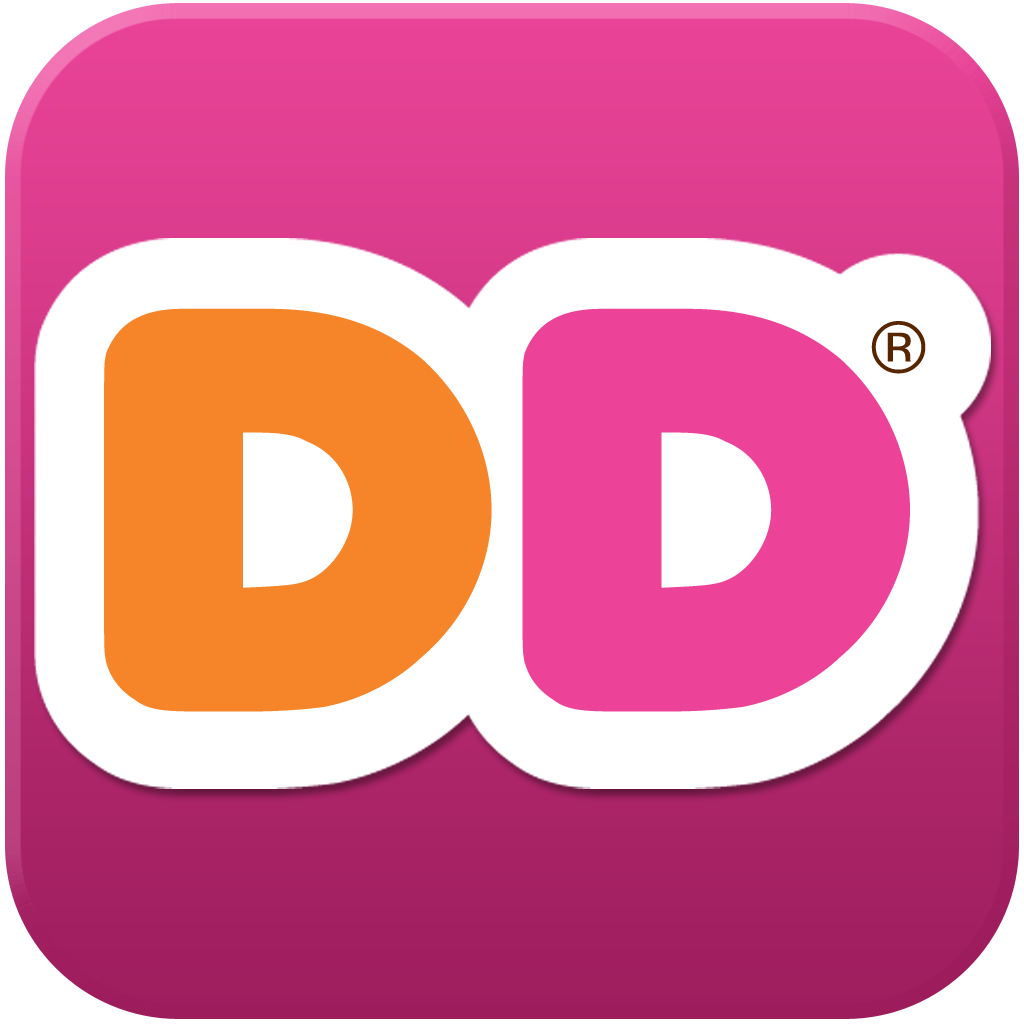 Dunkin' Donuts App Logo
