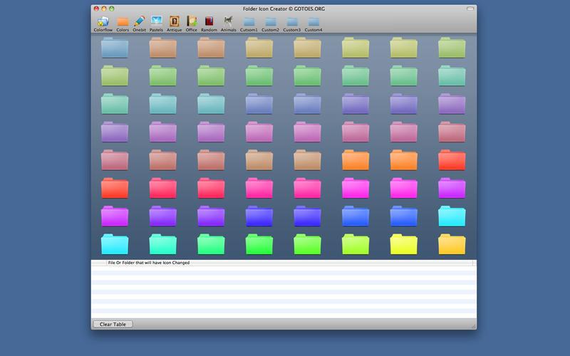 5 Change Mac Folder Icon Images