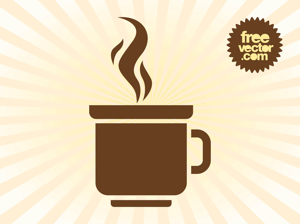 14 Coffee Steam Vector Images - Coffee Cup Vector Art Free ...