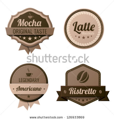 Free Vintage Cafe Coffee Logo