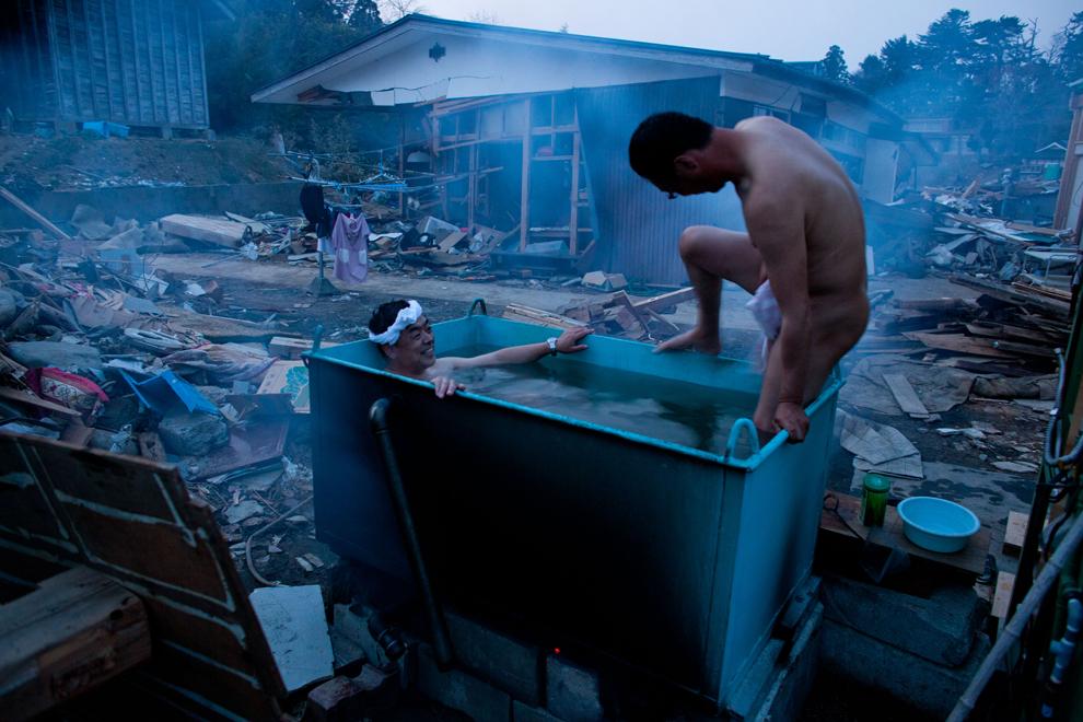Fukushima Nuclear Disaster 2011