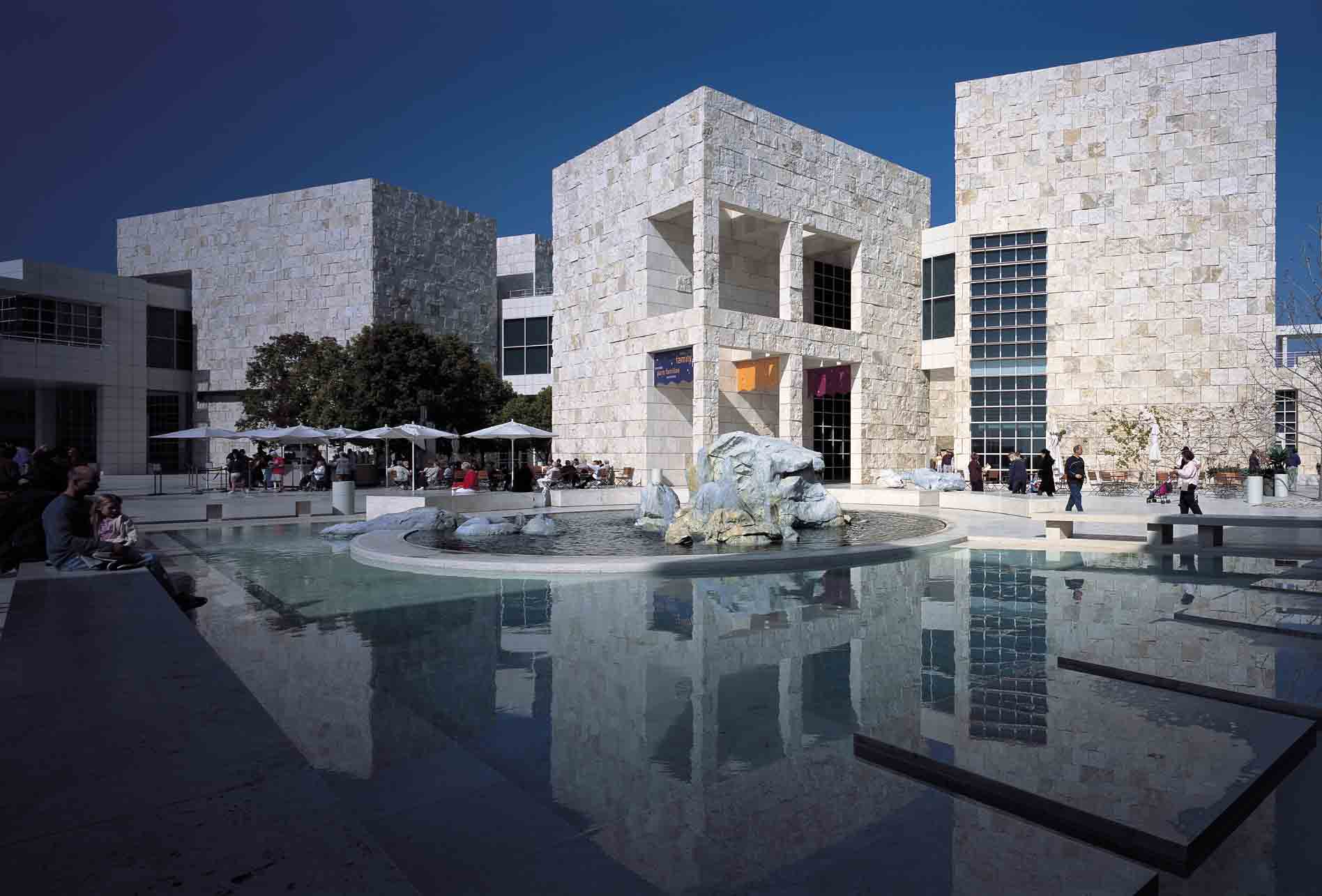 Getty Center Museum Los Angeles