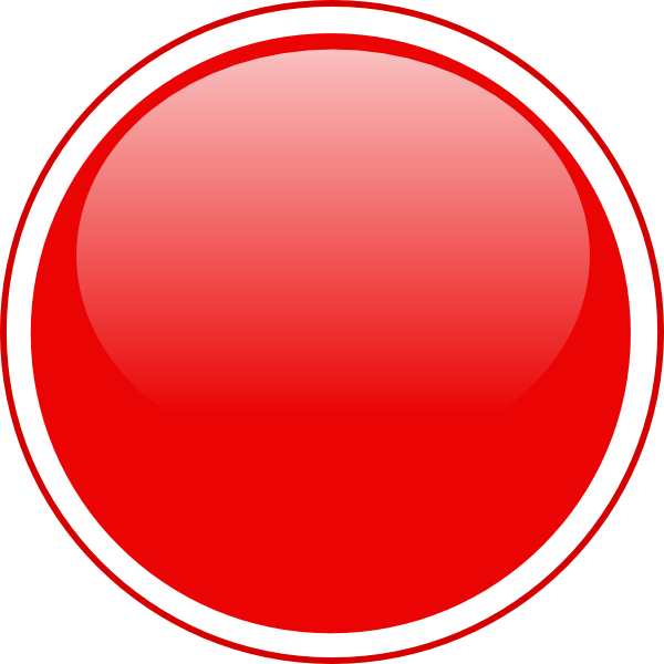 11 Red Button Icon Images