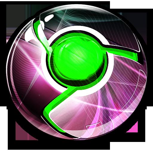 Google Chrome Icon ICO